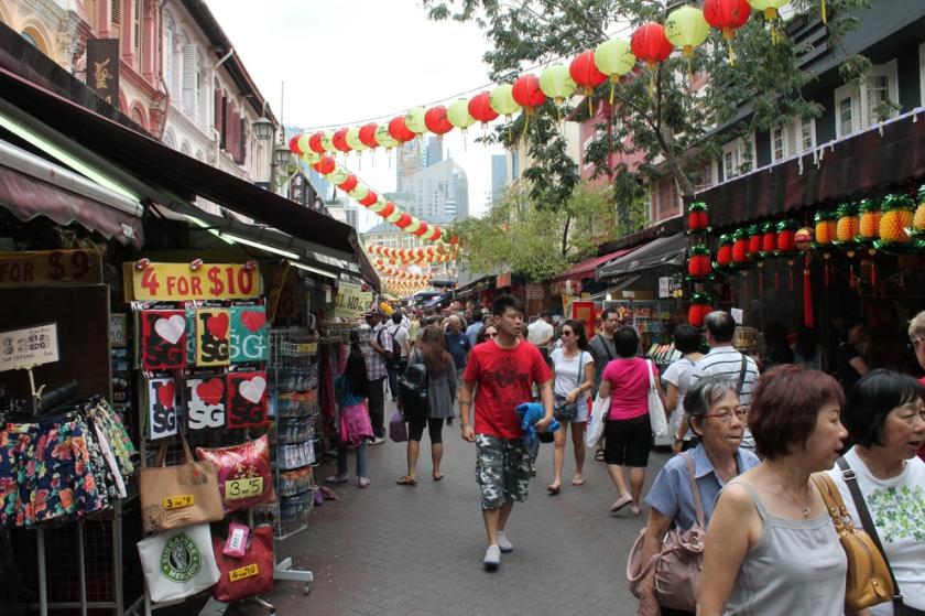 Chinatown, Singaopre