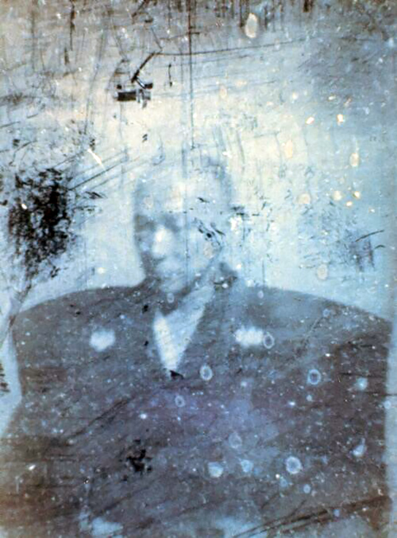 Shimazu Nariakira by Japanese photographer Ichiki Shiroø