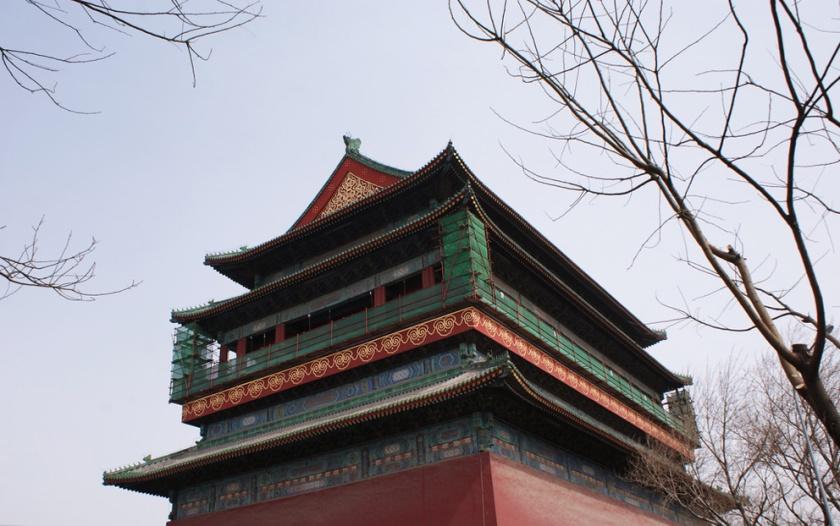 Drum & Bell Towers, Beijing