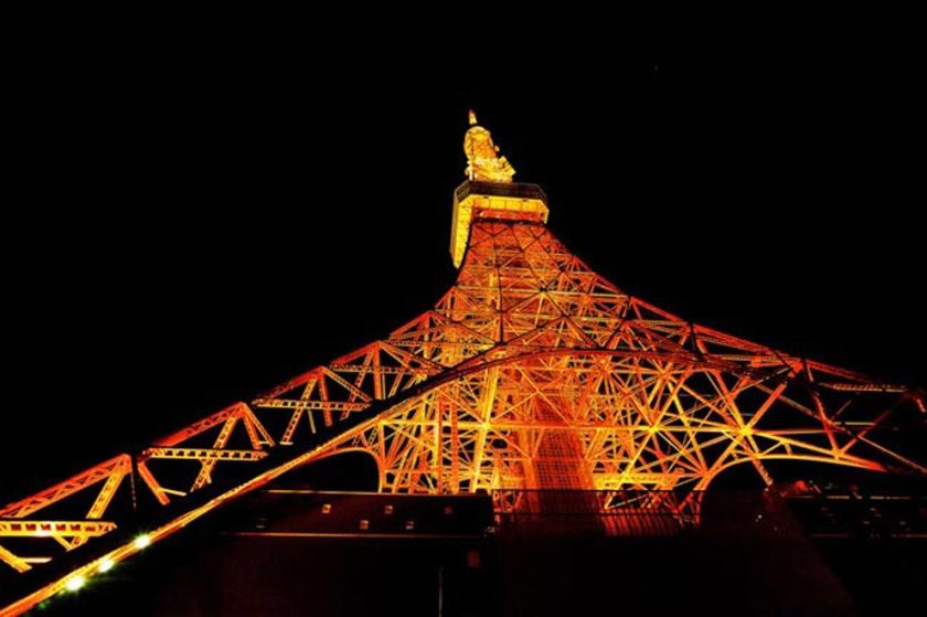 Tokyo Tower by aotaro