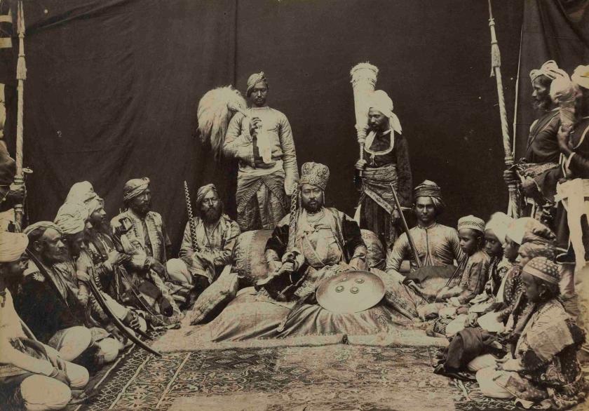 Maharaja of Bijawar