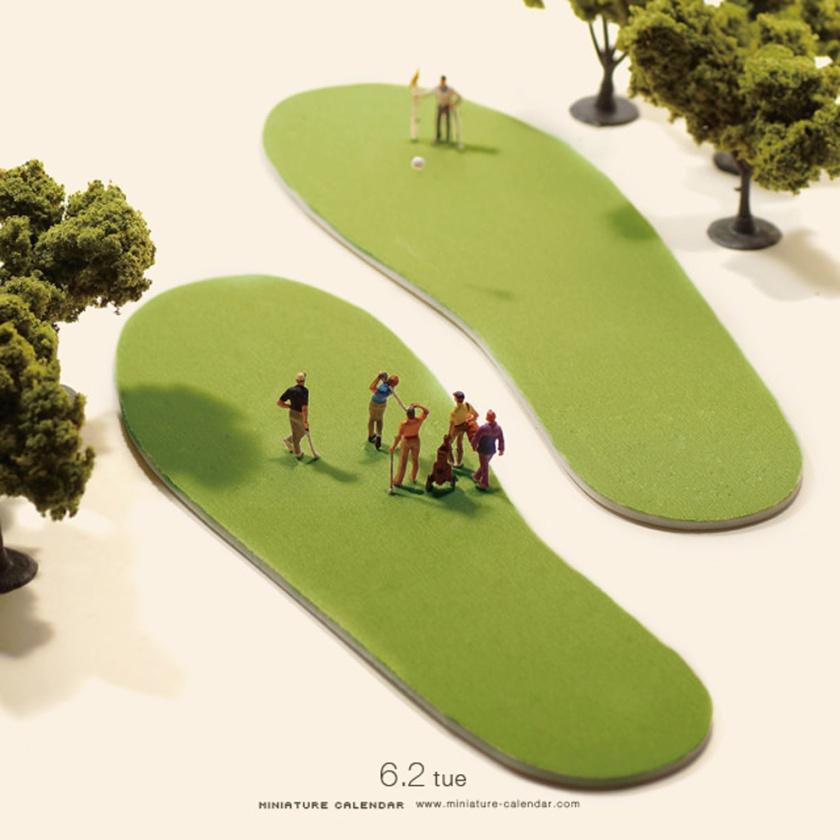 'Footprints'