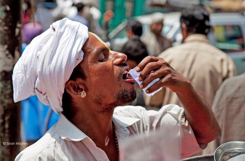 Thirsty in Delhi