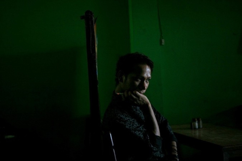 Sailendra Kharel - Nepali photojournalist